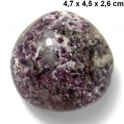Lépidolite - Galet n°04
