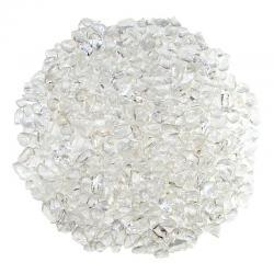 Gravier de cristal de roche. Calibre 5-9 mm